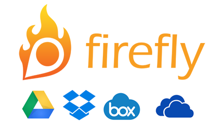 Dropbox, Google Drive, Box, OneDrive integration
